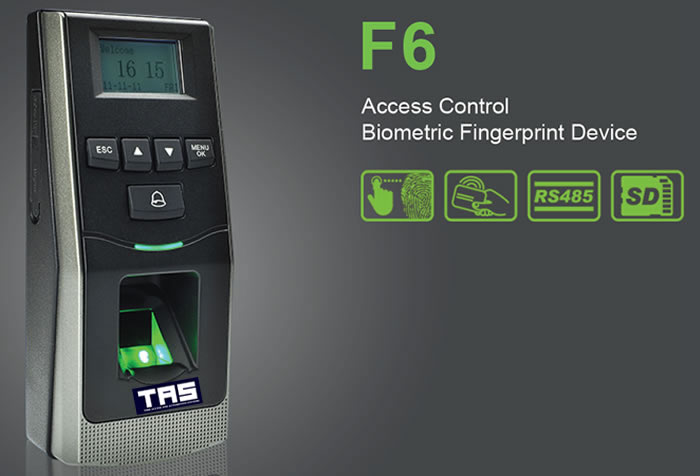 F6 Fingerprint Reader