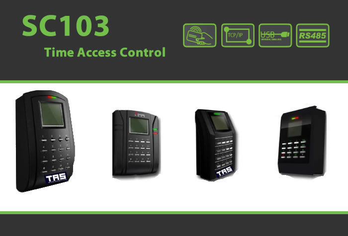 SC103 Access Control RFID - IP Proximity Device