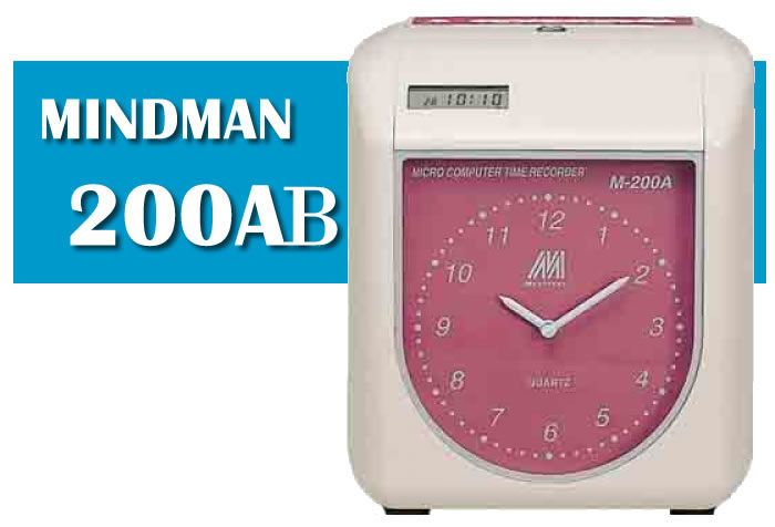 MINDMAN 200AB Time Attendance Product