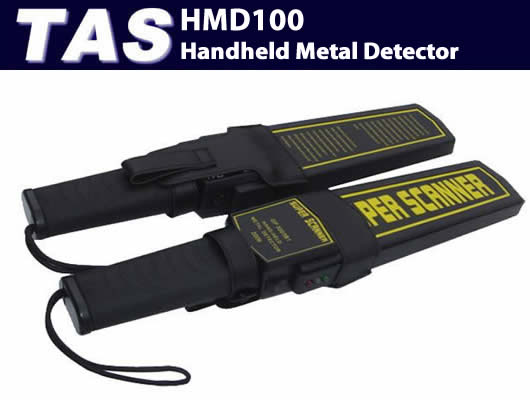 Security Control - Hand held Guard Tracker