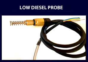 low diesel probe