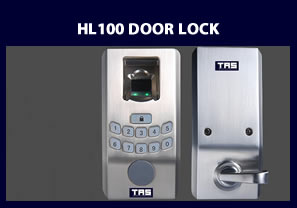 HL100 fingerprint reader Door Lock - Biometric Door Locks