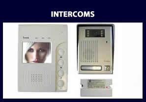 Intercoms - access control and security