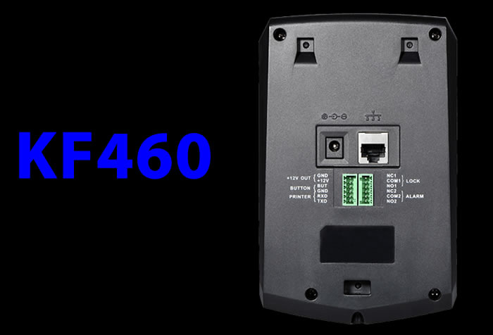 KF460 Face Time Attendance Terminal with Access Control